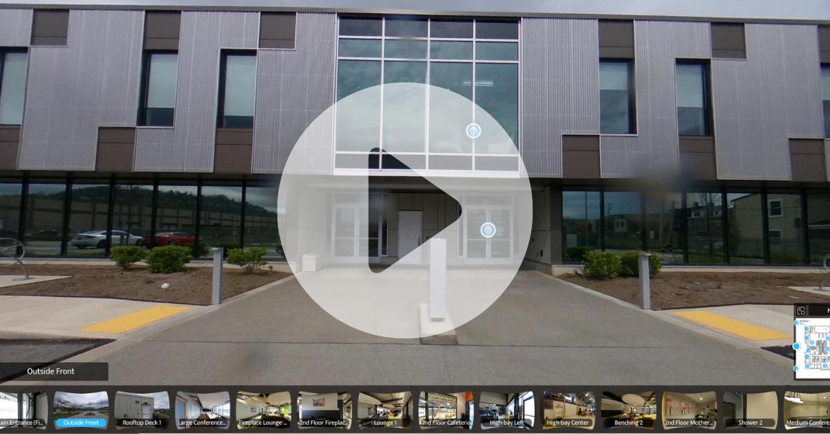 TechForge Sublease Virtual Tour